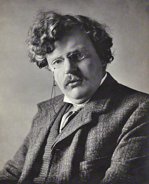 G.K. Chesterton from Wikipedia
